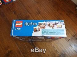 Lego Harry Potter Set 4756 Shrieking Shack New Complete Sealed