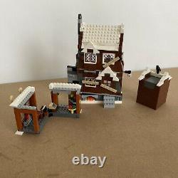 Lego Harry Potter Shrieking Shack 4756 99.9% complete No box or instructions