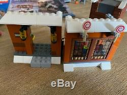 Lego Harry Potter Shrieking Shack 4756 Complete Set, instructions, minifigs