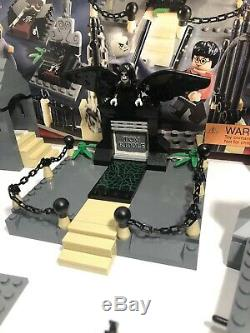 Lego Harry Potter The Graveyard Duel 4766 100% complete RARE Voldemort Diggory