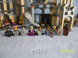 Lego Set 4709 Hogwarts Castle HARRY POTTER with instructions & Box 100% complete