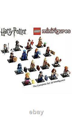 Lego harry potter minifigures Series 2 complete set