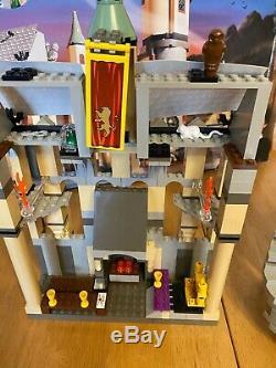 Lego harry potter set 4709 hogwarts castle 2001 complete