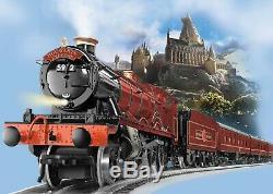 Lionel 7-11020 Harry Potter Hogwarts Express O-Gauge Complete Train Set -RETIRED
