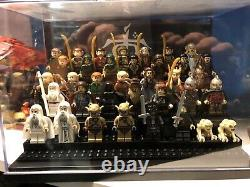 Lord Of The Rings / The Hobbit Complete Lego Mini figs Collection All 110