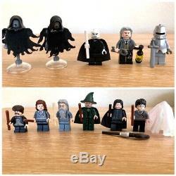 Lot 2 LEGO Harry Potter Hogwarts Castle 4842, Hogwarts 4867 COMPLETE withmanuals