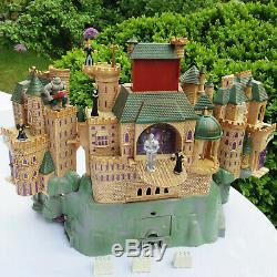 MINI Polly Pocket Harry Potter Hogwarts Schloss 100% complete SOUND Warner Bros