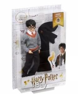 Mattel Harry Potter 2018 Collectible Dolls COMPLETE SET of All 6 NEW SEALED