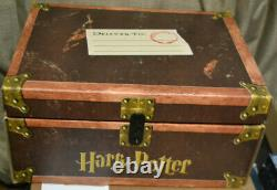 NEW Harry Potter Boxed Set Complete Series Hardcover in Trunk 1-7