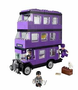 NEW IN BOX LEGO Harry Potter The Knight Bus 4866 281 pieces RETIRED