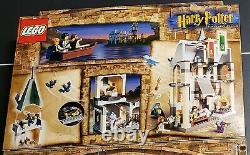 NIB WOW! NEW! LEGO 4730 HARRY POTTER Chamber of Secrets complete toy set