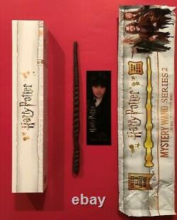 New Complete 9 Wand Set Series 2 Harry Potter Mystery Wands