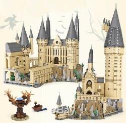 New Harry Potter Hogwarts Castle (71043) Complete Compatible Set (USA)