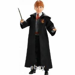 NiB Harry Potter Dolls Mattel Complete Set of 6 Wizarding World 2018