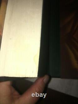 Original Complete HARRY POTTER HARDCOVER Book Set #1 7 JK Rowling 1st ed HCDJ