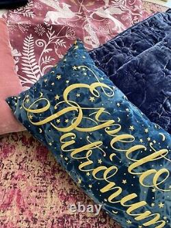 Pottery Barn Teen Harry Potter COMPLETE Bedding Set Duvet Quilt Shams Rug Decor