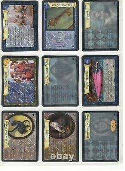 Rare 5 Complete Harry Potter Sets 498 Cards incl. 140 X Holo Foils Tcg Ccg