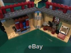 Rare LEGO 4768 Harry Potter The Durmstrang Ship 100% Complete, Figs Box Instrc