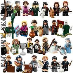 SEALED LEGO 71022 Harry Potter Complete Set of 26 Minifigures 5005254 BRICKTOBER