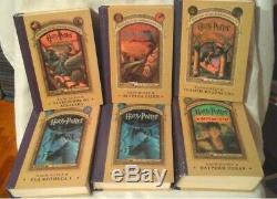 Serbian Translation Harry Potter Complete Set Book Hard Cover, Jk Rowling
