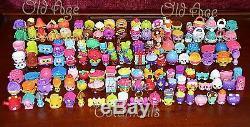Shopkins Season 1 2 3 4 5 6 COMPLETE SETS 136 or 78 Fig. Each 759 Total Huge LOT
