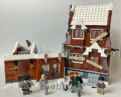 Shrieking Shack LEGO #4756 Harry Potter Prisoner of Azkaban COMPLETE ++