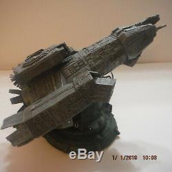 The Alien Movie Ship Nostromo & Alien Figure Model Statue Complete Illuminated