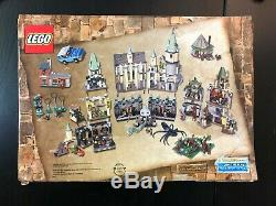The Chamber of Secrets Lego Set 4730 Harry Potter 100% COMPLETE w instructions