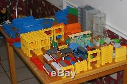 Tomy Trains Super Deluxe City Railway Set Complete In Box Thomas