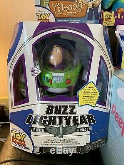 Toy Story Complete Signature Collection, Bo peep, Woody, Alliens, Buzz Lightyear