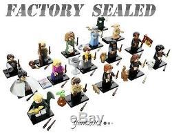 UNOPENED LEGO Harry Potter Fantastic Beasts COMPLETE SET of 16 MINIFIGURES 71022