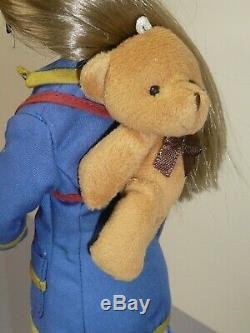 13 Tonner Tech Savvy Agatha Primrose, Complete Harry Potter Teddy Bear No Box