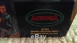 1966 Aurora The Man From Oncle Model Kit 100% Mib Complet Non Construit