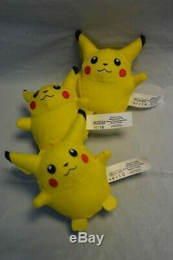1999 Burger King Pokemon Toys Complete Lot De 59 Jouets Sans Duplicata