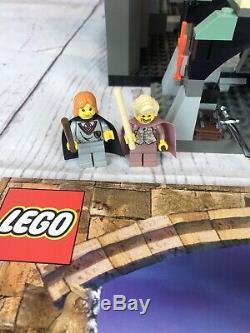 2002 Lego Harry Potter L'ensemble La Chambre Des Secrets # 4730 Complet Avec Box Retiré