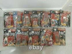 2007 Deagostini Harry Potter Jeu D'échecs Ensemble Complet Avec Tous Les Extras N ° 48-82