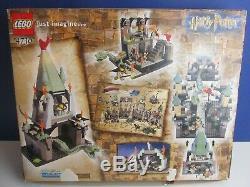 4730 Lego Harry Potter Chambre Des Secrets Castle Minifig Poudlard Complet Set
