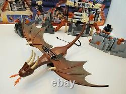 4767 Lego Complete Harry Potter Gobelet Of Fire Et Le Horntail Hongrois 100%