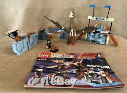 4767 Lego Harry Potter Complète Coupe De Feu Et Les Figues Hongrois Horntail