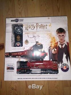 6-83972 Lionel Harry Potter Poudlard Express I Complet Prêt À Nouveau Run Train
