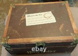 7 Harry Potter Hardcover Books Complete Series Collection Box Set Lot Cadeau