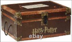 7 Harry Potter Hardcover Livres Série Complète Boîte De Collection Lot Cadeau