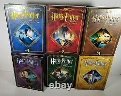 Années 1-6 Ultimate Editions Harry Potter Blu Ray (100% Complete No Digital)