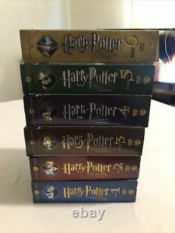 Années 1-6 Ultimate Editions Harry Potter DVD (100% Complete No Digital)