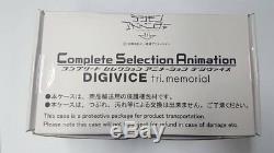 Bandai Digimon Adventure Sélection Complète Animation Digivice Tri. Mémorial
