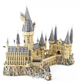 Brand New Harry Potter Château De Poudlard (71043) Ensemble Complet Compatible