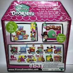 Cabane À Sucre Disney Doorables Vanellopes Avec L'ensemble Complet De Wreck-it Ralph