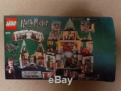 Castle Lego Harry Potter Poudlard (5378) 100% Complete Rare Avec La Boîte Et Les Manuels