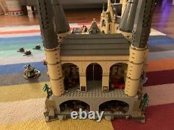 Castle Lego Harry Potter Poudlard 71043 100% Complet