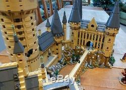 Castle Lego Harry Potter Poudlard (71043) Boîte Originale Et Complète